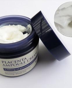 Плацентарный крем [Mizon] Placenta Ampoule Cream