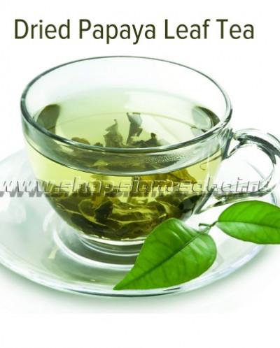 Листья папайи - чай для лечения и профилактика