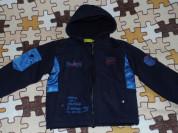 Куртка весна-осень р.92-98 ( до 104 р-ра ) цвет те