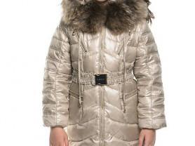Зимнее  пальто ф. Mes Ami 10 лет.140 см.