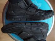 Ботинки осенние Лель,кожа