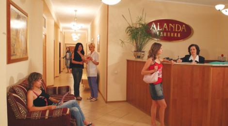 ALANDA CLINIC Караганда