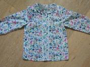 Next Новая с бирками блузка-рубашка, 2-3 года