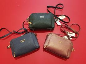 Новые кожаные сумки кроссбоди Италия