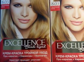 Loreal Excellence краска для волос