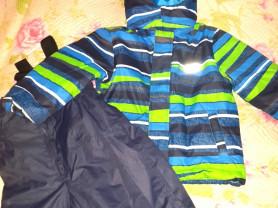 Комплект: куртка + полукомбинезон, 2-3 года.