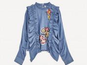 Рубашка Zara можно на S/М