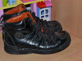 ботинки  нат кожа р 37