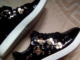 Ботинки женские р-р38