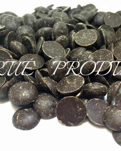 Горький шоколад Ariba Fondente Dichi 72 в форме дисков 200гр