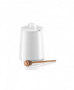 Емкость для меда Tescoma GUSTITO 0.6 л, с разливной ложкой