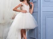 стильные новые нарядные детские платья для нового
