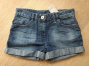 Next Шорты джинсовые новые с бирками, 13Y
