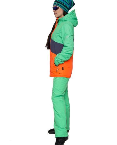 Куртка Snow Headquarter, В-122, Коралловый