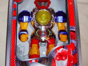Робот Звёздный защитник со светом и звуком Интерак