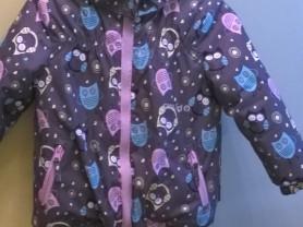 Зимняя куртка Crockid 86-92р.