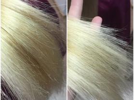 полировка волос