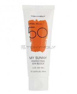 TONY MOLY Идеальный солнцезащитный блок  SPF50+ PA+++