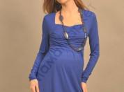 Платье-Туника с драпировкой новая с этикетками