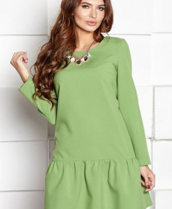 Платье Грэйс цвет фисташковый (П-112-5)