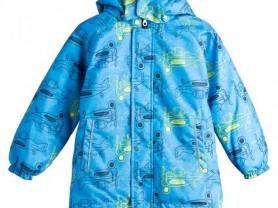 Куртка lassie ласси, осень-зима, 110 рост