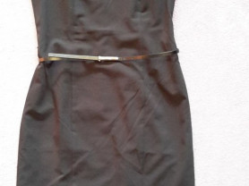 Платье Incity новое размер 50 классическое черное