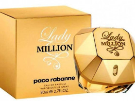 Paco Rabbane Lady Million 80 ml Новая