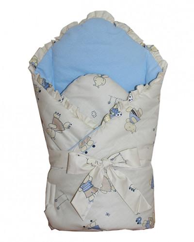 Конверт-одеяло на выписку Bell Bimbo (Беларусь)