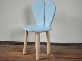 Детский стульчик зайка