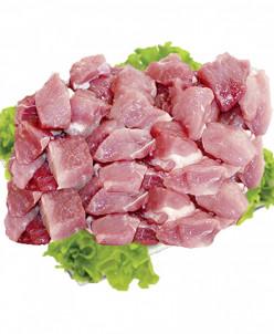 Гуляш из свинины 2,6 кг (4 лотка)