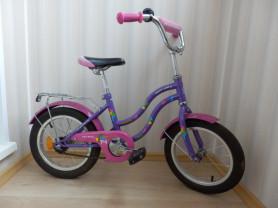 """Детский велосипед Novatrack Tetris 14"""" б/у"""