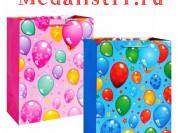 Подарочный пакет «Воздушные шары»