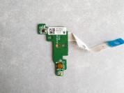 Плата кнопки включения ноутбука HP DA0R33PB6E0