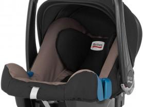 Автокресло Britax Romer Baby-Safe plus + база