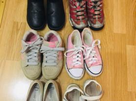 Обувь пакетом р.34