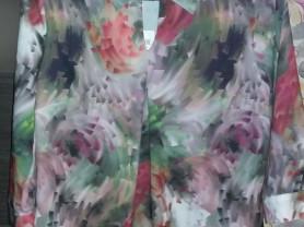 новая турецкая блузка -размер 40(+6)