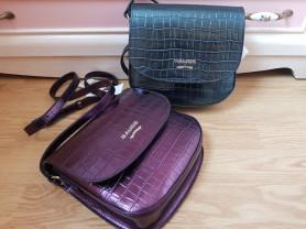 Новые стильные сумки кожа глянец Италия
