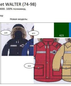 Зимняя куртка Lenne (зима 2020-2021 г.г.)