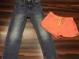 Джинсы+шорты Zara