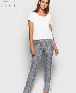 Костюм(блузка+брюки)