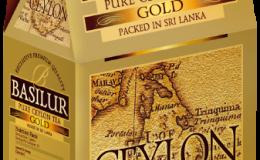 "Коллекция ""Чайный остров Цейлон"" Голд 100 гр картон"