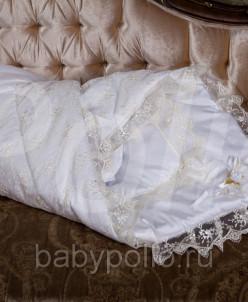 Конверт- одеяло на выписку Лето