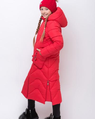 Куртка Зимняя Для Девочки «ZKD-8»