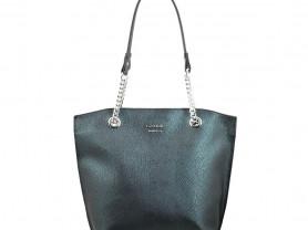 Новая кожаная сумка Италия на жестком каркасе