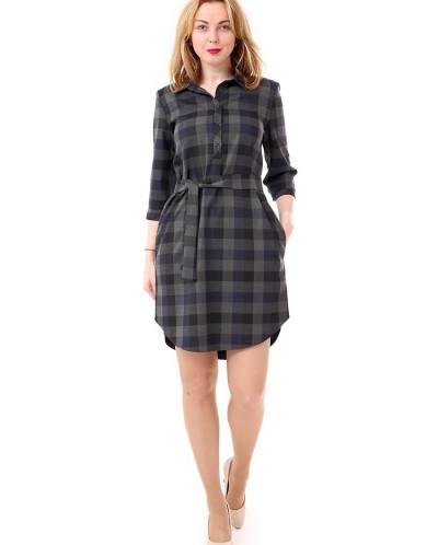 F5jeans - модное платье-рубашка
