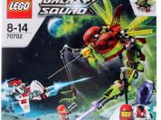 новый набор  LEGO GALAXY SQUAD Инсектоид захватчик