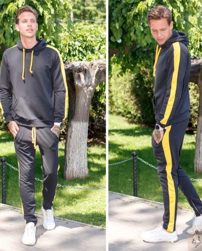 МУЖСКОЕ#Мужской Спортивный костюм  Мод . 1146