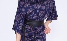 Платье #204 Фиолетовый
