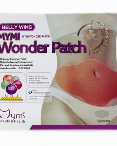 Пластырь для похудения Mymi Wonder Patch Belly Wing