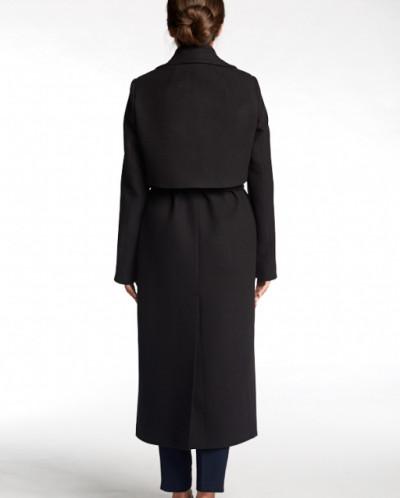 Пальто 20115 (черный)